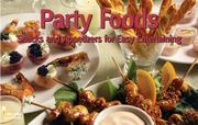 Cover of: Party Foods