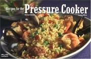 Cover of: Recipes For The Pressure Cooker (Nitty Gritty Cookbooks)