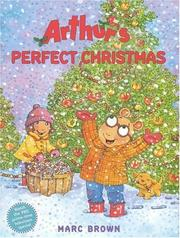 Arthur's perfect Christmas by Marc Tolon Brown