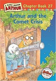 Arthur and the Comet Crisis by Stephen Krensky