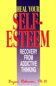 Cover of: Heal your self-esteem