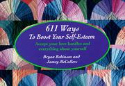Cover of: 611 ways to boost your self-esteem