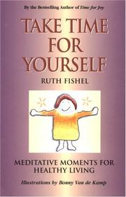 Cover of: Take Time for Yourself | Ruth Fishel