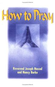 Cover of: How to pray