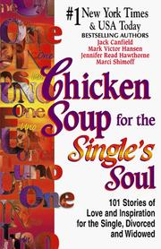 Cover of: Chicken Soup for the Single