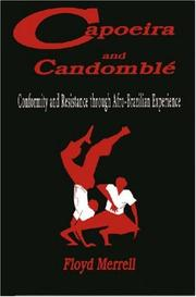Cover of: Capoeira and Candomblé