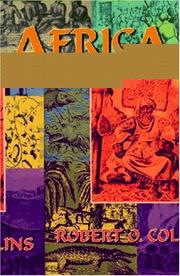 Cover of: Africa: A Short History