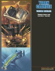 Cover of: Yiarn Cardee Vehicle Catalog