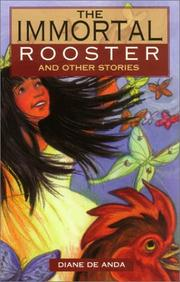 Cover of: The immortal rooster and other stories