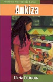 Cover of: Ankiza (The Roosevelt High School Series)