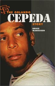 Cover of: The Orlando Cepeda Story
