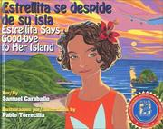 Cover of: Estrellita says good-bye to her island | Samuel Caraballo