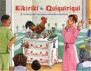 Cover of: Kikirikí