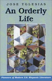 Cover of: An orderly life
