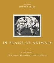 Cover of: In Praise of Animals