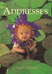 Cover of: Addresses | Anne Geddes