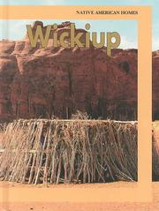 Cover of: Wickiup (Native American Homes)