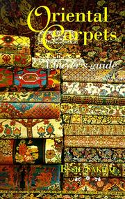 Cover of: Oriental Carpets