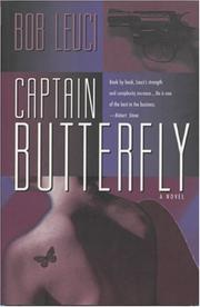 Cover of: Captain Butterfly