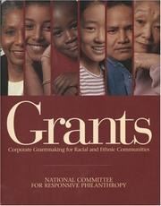 Cover of: Grants