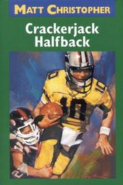 Cover of: Crackerjack Halfback by Matt Christopher