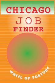 Cover of: Chicago Job Finder