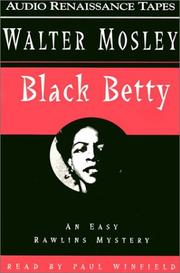 Cover of: Black Betty (Easy Rowlins Mysteries)