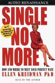 Single No More by Ellen Kreidman