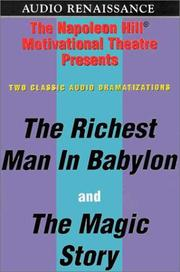 Cover of: Richest Man in Babylon and The Magic Story