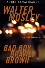 Cover of: Bad Boy Brawly Brown (Easy Rowlins Mysteries)