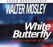 Cover of: White Butterfly (Easy Rowlins Mysteries)