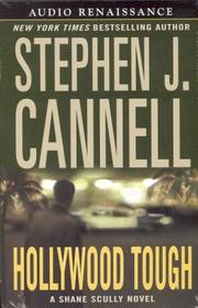 Cover of: Hollywood Tough (Shane Scully Novels) | Stephen J. Cannell