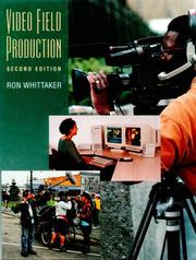 Cover of: Video field production