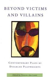 Cover of: Beyond Victims And Villains