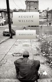 Radio golf by August Wilson