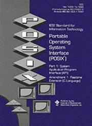 IEEE standard for information technology by Institute of Electrical and Electronics Engineers.