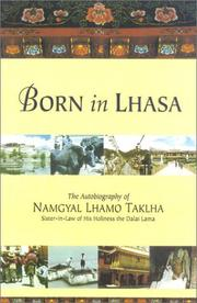 Cover of: Born in Lhasa
