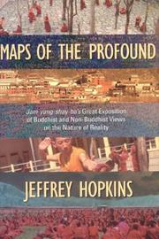 Cover of: Maps of the Profound