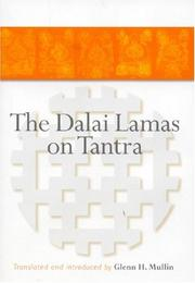 Cover of: The Dalai Lamas on Tantra