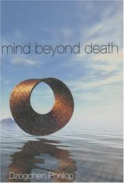 Cover of: Mind Beyond Death