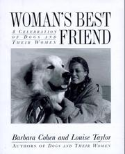 Cover of: Woman's best friend | Barbara Cohen