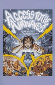 Cover of: Access to the airwaves