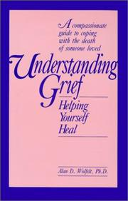 Cover of: Understanding Grief
