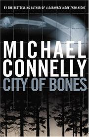 Cover of: City of Bones: a novel