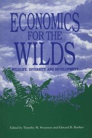 Cover of: Economics for the Wilds |