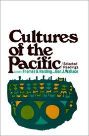 Cover of: Cultures of the Pacific