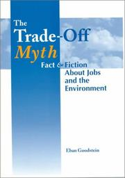 Cover of: The Trade-Off Myth