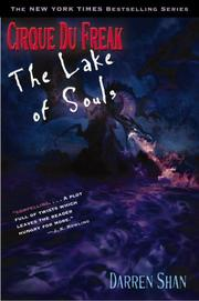 Cover of: The Lake of Souls