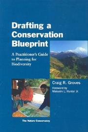 Cover of: Drafting a Conservation Blueprint | Craig Groves