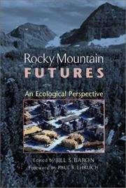 Cover of: Rocky Mountain Futures |